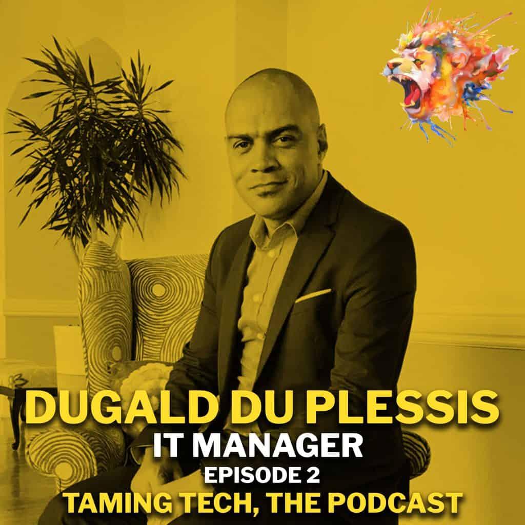 Tourvest Destination Management IT Manager - Dugald du Plessis